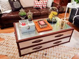 What To Put On End Tables In Living Room Modern Trunk Coffee Tables Dans Design Magz Trunk Coffee