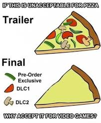 Meme Video Game - if this isn t ok for pizza why is it ok for video games