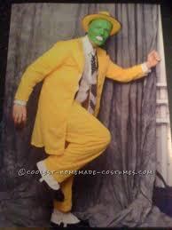 Halloween Costumes Mask Homemade Halloween Costume Mask Jim Carrey