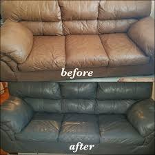 Repaint Leather Sofa Slate Grey Leather Dye Vinyl Paint Reviews And Pictures