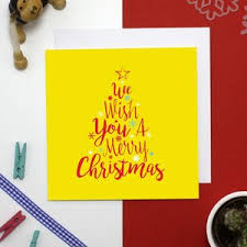 jollysmith u2014 wish you a merry christmas card