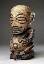 polynesian wood carving cook islands