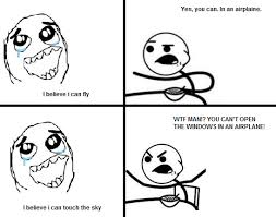 Can I Touch It Meme - cereal guy meme by demonsxlr8 on deviantart