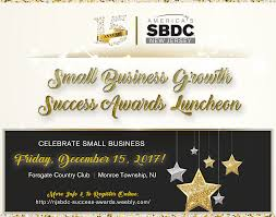 njsbdcannual njsbdc small business success awards njsbdc