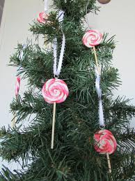 lollipop ornaments pink lollipop ornament pink