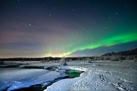 horizontal images chasing lights