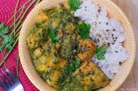 patate douce cuisine recette curry végétarien de patate douce cuisine