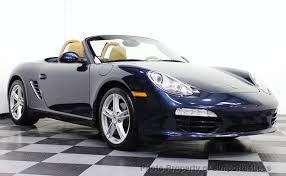 porsche boxster 2012 2012 used porsche boxster certified boxster convertible 6 speed at