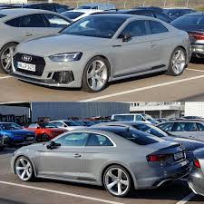 nardo grey s5 rs5 appears page 5 audiworld forums