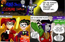 Beast Boy Halloween Costume Tt Halloween Costume Contest Felynxtiger Deviantart