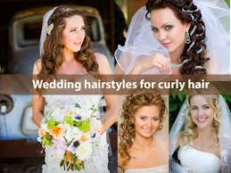 wedding hairstyles for curly hair how to style hairstyle for women