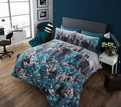 Premium Duvet Covers New York City Look Premium Duvet Cover Bedding Set Payndoo Style