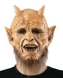Halloween Costume Goatee Mask Goatee Beard