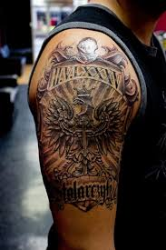 amazing family crest for tattoos for