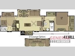 Open Range 5th Wheel Floor Plans 7 Best Rv Images On Pinterest Fifth Wheel Rv Living And 5th Wheels