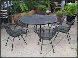 remarkable wrought iron patio furniture jacksonville cast iron