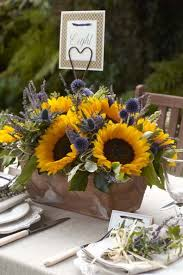 table centerpieces with sunflowers sunflower centerpieces 25 sunflower centerpieces sunflowers and