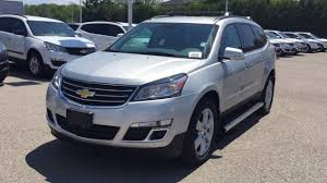 2017 chevrolet traverse lt awd silver ice metallic roy nichols