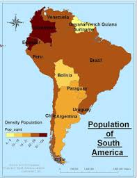 map of south america maps south america