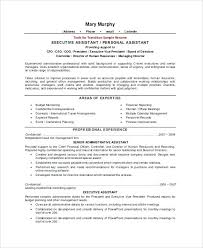 marketing assistant resume sample administrative assistant resume