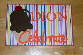 handmade birthday card with an ice cream cone u0026 sprinkles the