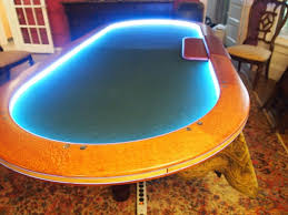 Unique Solid Wood Furniture By Stan Custom Poker Table Custommade Com