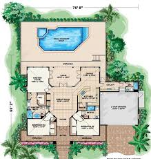 one floor plans with two master suites casual informal and relaxed define coastal house plans