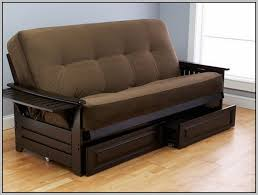 futon sofa bed with storage roselawnlutheran