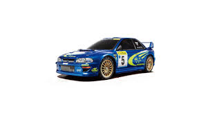 subaru rally car 1 10 1999 subaru impreza monte carlo 4wd rally tt 02 kit