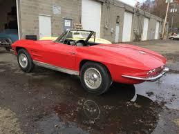 1963 corvette project car for sale 1963 chevrolet corvette convertible project car for sale photos