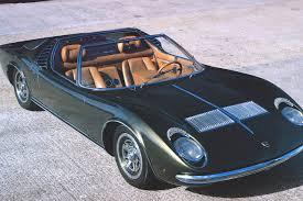 index of auto italian lamborghini miura