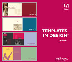 templates professional for adobe indesign bookmark pinterest