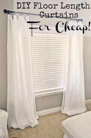 Curtain Table Diy Floor Length Curtains Walmart Twins And Craft