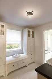built in bathroom bench design ideas