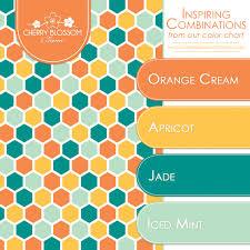 color combinations with orange inspiring color combinations orange jade charming printables
