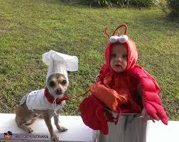 Chef Halloween Costumes Lobster Chef Halloween Costume
