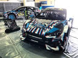 hoonigan cars real life fia world rallycross championship