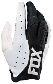 fox motocross gear for men fox racing flexair race glove revzilla