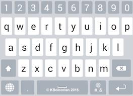 iphone keyboard apk advanced kurdish keyboard apk for iphone android apk