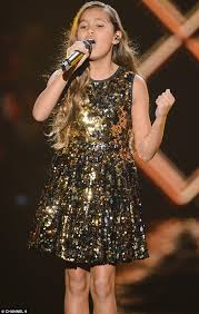 The Voice Kids Blind Auditions 2014 I Want To Be Like Beyonce U0027 Says The Voice Kids Australia U0027s Winner
