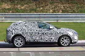xe lexus o viet nam 2017 jaguar e pace tests on the nurburgring ahead of summer launch