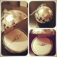 ornament ring holder wedding