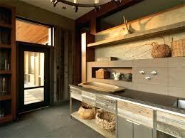 rustic modern kitchen ideas rustic contemporary kitchen modern rustic kitchen designs peachy