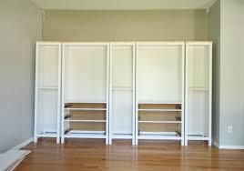 ikea hack hemnes diy built in bookcase reveal an ikea hack studio 36 interiors
