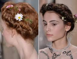 what is in hair spring and summer 2015 spring summer fashion trend 2015 flower power nature