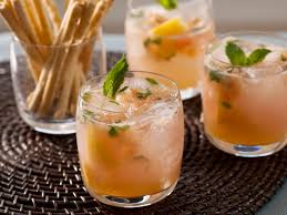 raspberry mojito recipe virgin grapefruit mojito recipe hgtv