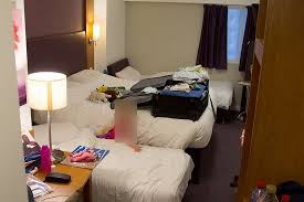 Family Room  Picture Of Premier Inn London Leicester Square - London hotels family room