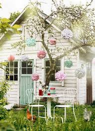Shabby Chic Patio Decor by 17 Shabby Chic Garden For Romantic Feel House Design And Decor