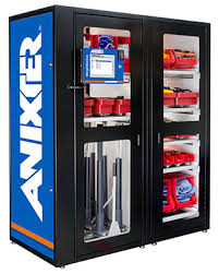 Storeroom Solutions by Vending Solutions Anixter