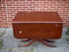 Antique Drop Leaf Table Vintage Drop Leaf Table Polyurethane Cross Purple Vintage Drop
